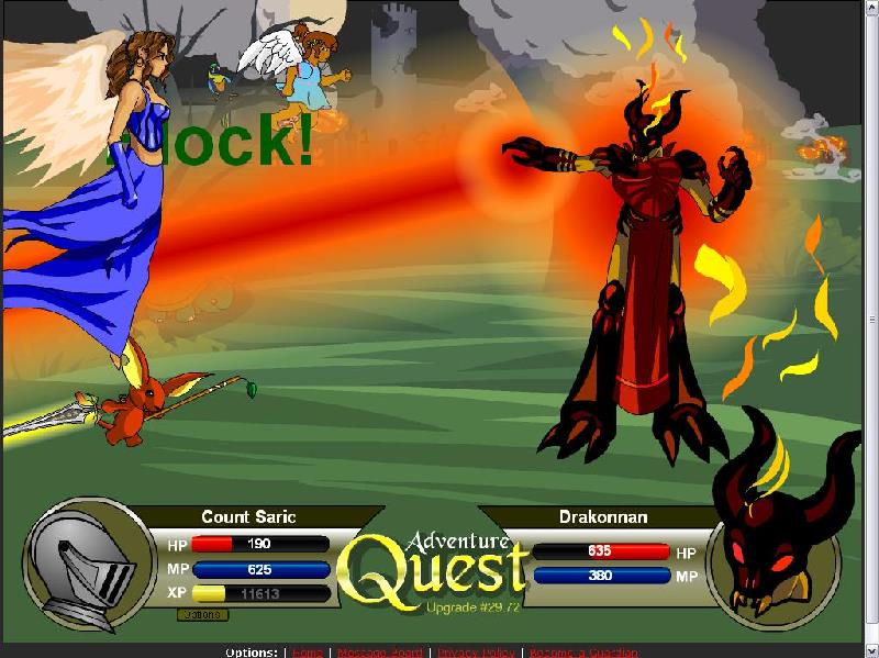 adventurequest browser game