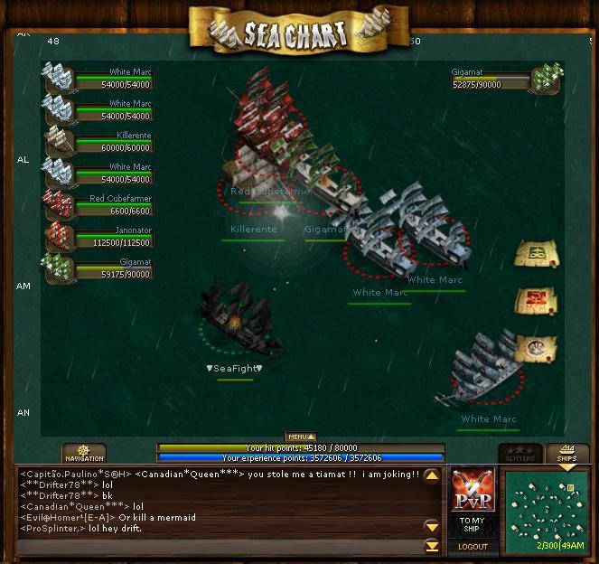 seafight game