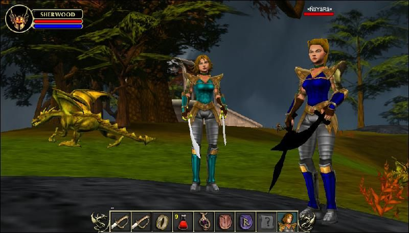 fantasy online rollenspiel