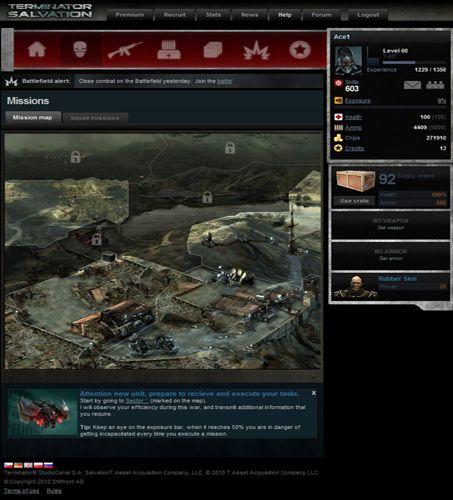 terminator games online